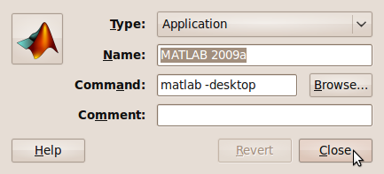 MATLAB GNOME integration 6