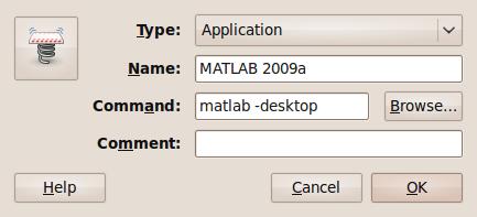 MATLAB GNOME integration 2