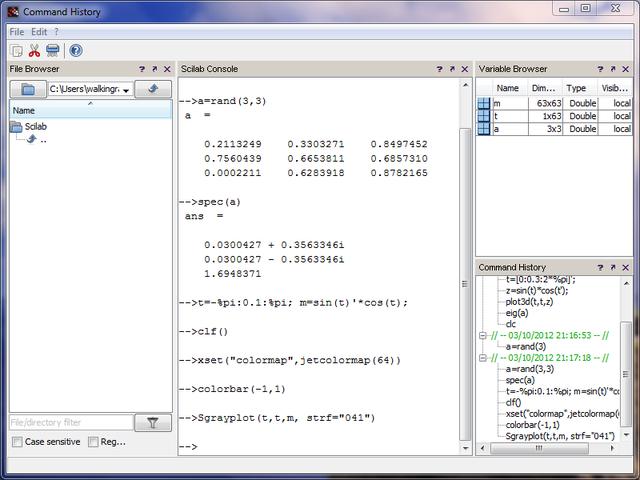 Scilab 5.4